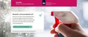 Belastingdienst en ISZW lanceren checklist schoonmaakbedrijven
