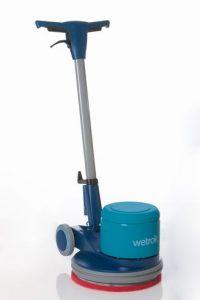 Wetrok lanceert serie eenschijfsmachines