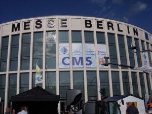 CMS Berlin 2009: Ausgezeichnet!