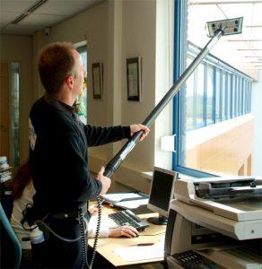 Baudoin wint Innovation Award met Indoor Clean Pole