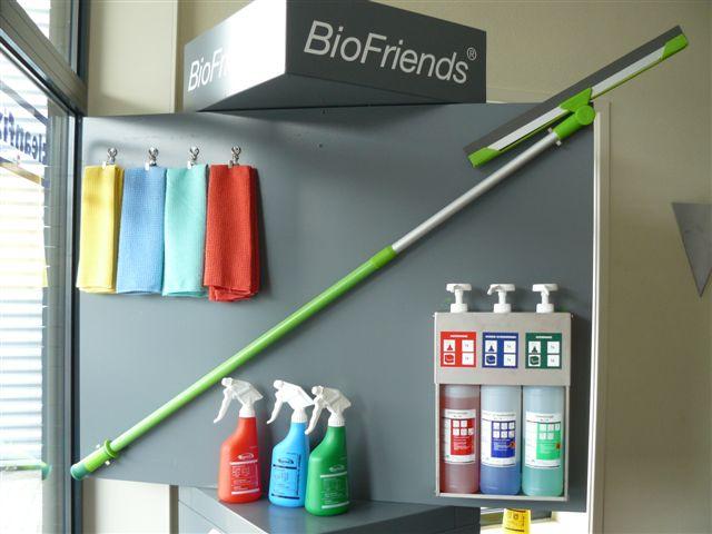 Biofriends innovatief met Finse Reflexsysteem