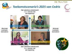 HRM in 2025: Toekomstscenario's voor de SW-branche