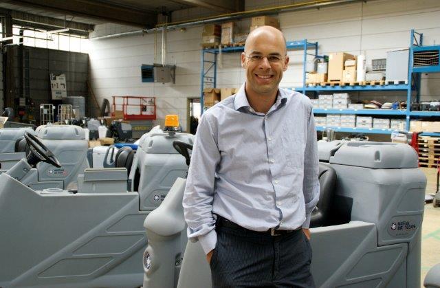 BOMA Nilfisk partner in Nederland
