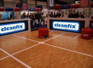 Robotic Cleaning met Cleanfix