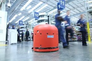 """Cleanfix RA 660 Navi: """"Robotisering zal branche veranderen"""""""