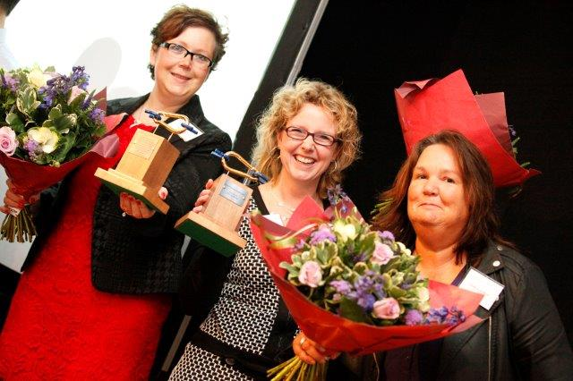 Best Practice Award 2013 voor Nivo Noord & Academie