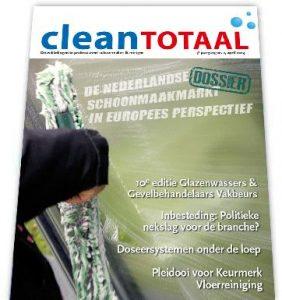 Clean Totaal nr.2 2013 is uit!