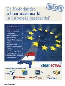 Kansen Nederlandse schoonmaaksector in kaart