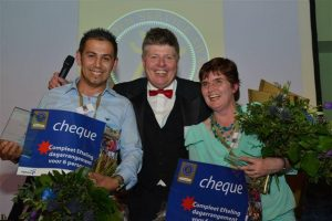 The Golden Service Awards 2013: Groot feest!