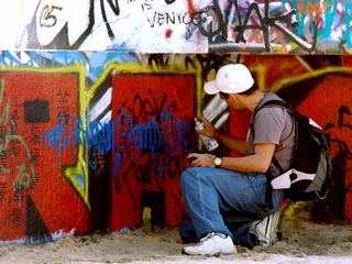 Graffitiverwijdering is miljoenenindustrie