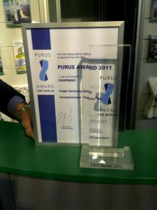 Vier winnaars bij CMS Purus Awards in Berlijn