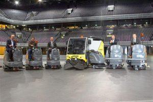 Kärcher scoort bij Effektief Groep in Ziggo Dome