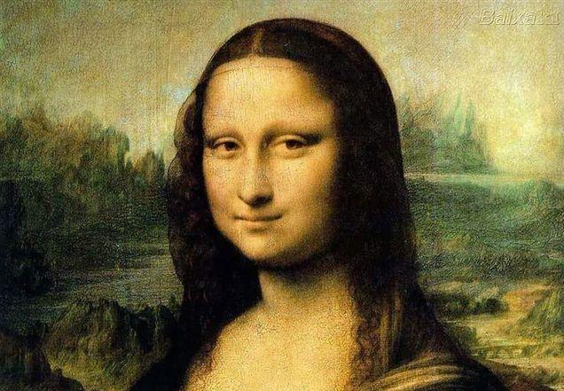 Mona Lisa: Beschermvrouwe Schoonmaken 2012?