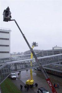 Vierde laddertjesdag Stichting Nelis Rotterdam