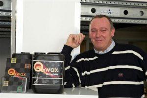 Q-wax keihard de beste