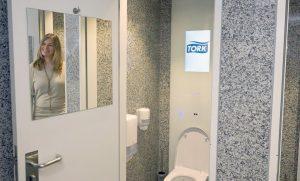 Tork: toilet krijgt steeds meer functies