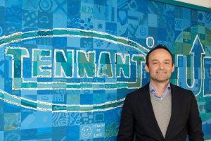 Tennant: 'show don't tell'