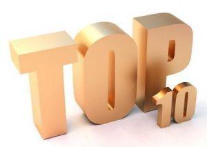 Top-10 meest bekeken op www.cleantotaal.nl 2013