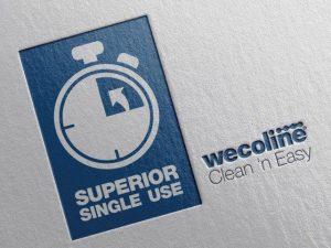 Wecoline: 'Clean 'n Easy' ook in schoonmaak toepasbaar