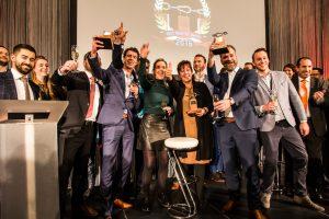 Winnaars Best Practice Award 2016