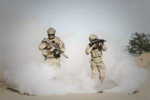 wapens oorlog schoonmaakpensioenfonds