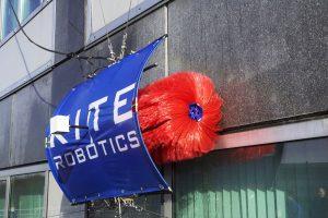 Glazenwasrobot Kite Robotics Asito