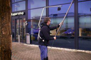 Waspak Basisvakopleiding Glasbewassing uitgebreid met Waspak en prismabril