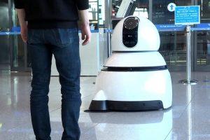 LG Schoonmaakrobots robot schoonmaakrobot Seoul