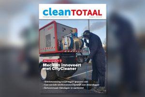 Clean Totaal 1 - 2018 op de mat!