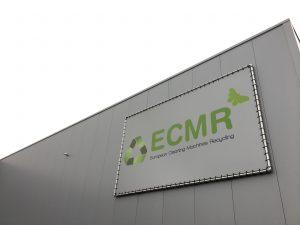 ECMR bereikt mijlpaal: 1.000 ton schoonmaakafval gerecycled