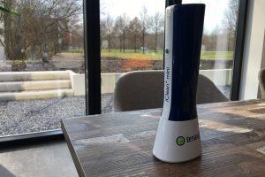 iClean mini: handzaam reinigen met ozonwater