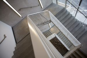Rowinkel stair-well smart cleaning Crohill