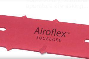 Midwest Rubber presenteert Airoflex zuigrubber op Schoonmaak Vakdagen