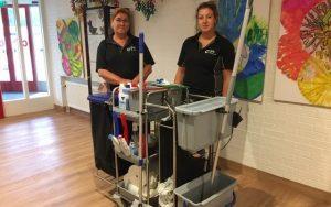 Minder belasting en meer plezier voor Betsy en Stacey door Smart Cleaning