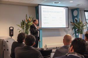 Chairman Europe bij ISSA Michel de Bruin over de huidige marktontwikkelingen.