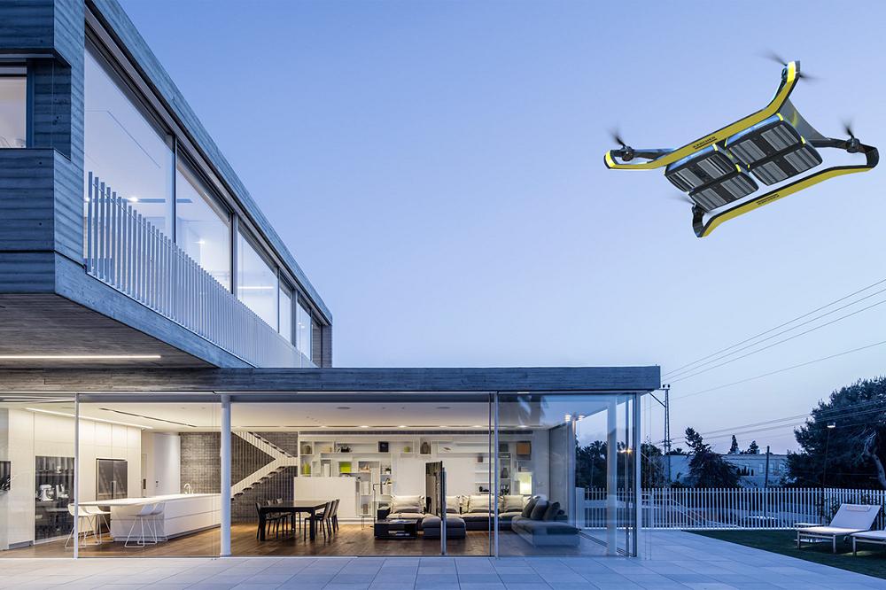 Kärcher zwermt uit: Swarm cleaning drones komen eraan