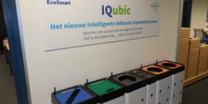 Afvalbeheer anno 2019: duurzaam, intelligent en circulair Flextrash ecosmart iqubic