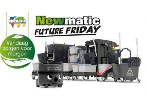 Beleef de toekomst tijdens Newmatic Future Friday
