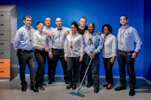 Schoonmaak in de Ziggo Dome: altijd dezelfde hoge standaard