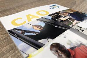 Uitstel nieuwe cao heeft nauwelijks effect op prijsverhoging 2021 CAO-boekje 2019-2021 te bestellen cao schoonmaak cao