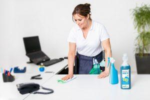 Schoonmaken met probiotica de nieuwe standaard bij Gom België