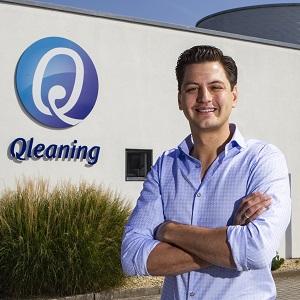 Anajah Quentin (Qleaning) focust op wat écht belangrijk is