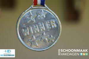 Uitpuilende prijzenpot voor winnaars NK SnelGlazenwassen