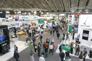 Interclean Amsterdam 2020 focust op robots, data en duurzaamheid