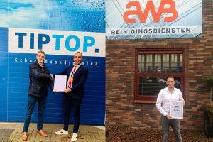 TipTop en AWB Reinigingsdiensten sluiten zich aan bij SieV