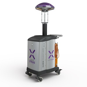 UVC Desinfectie: dodelijk paars licht Xenex
