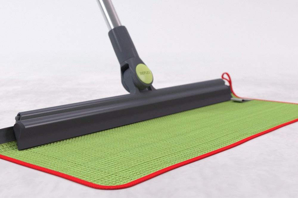 Optimaal reinigen makkelijk gemaakt met Rekola Reflex