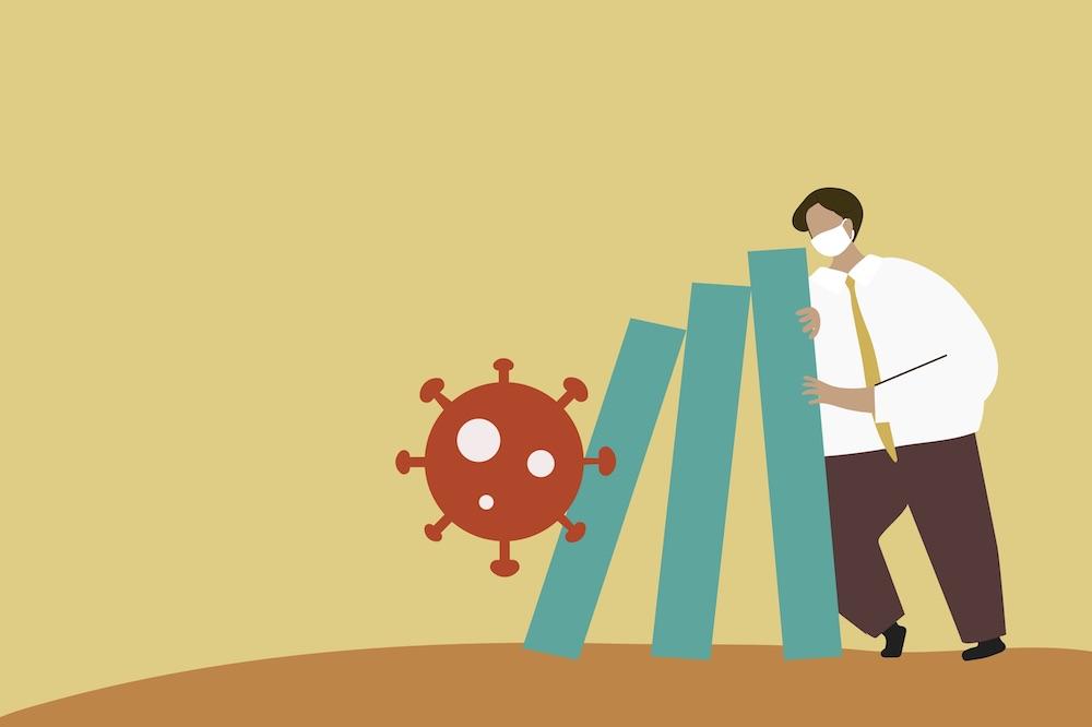 Zieke werknemers en corona: de 5 belangrijkste aandachtspunten