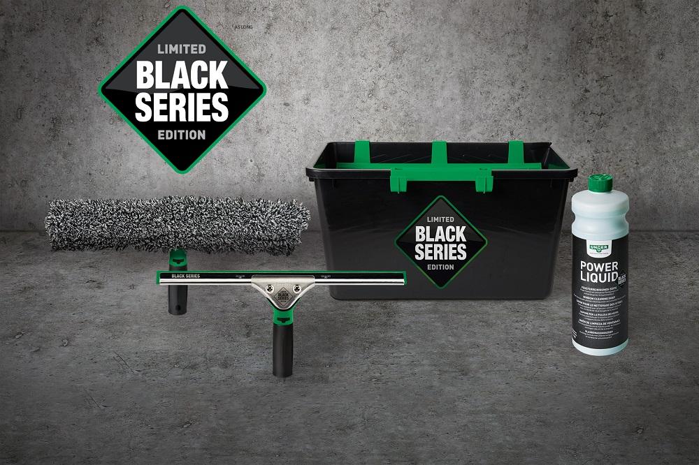 Unger Black Series: verbeterd in limited edition
