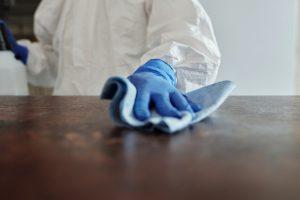 EU-burgers zien niet dat schoonmaak sleutel is voor goede hygiëne